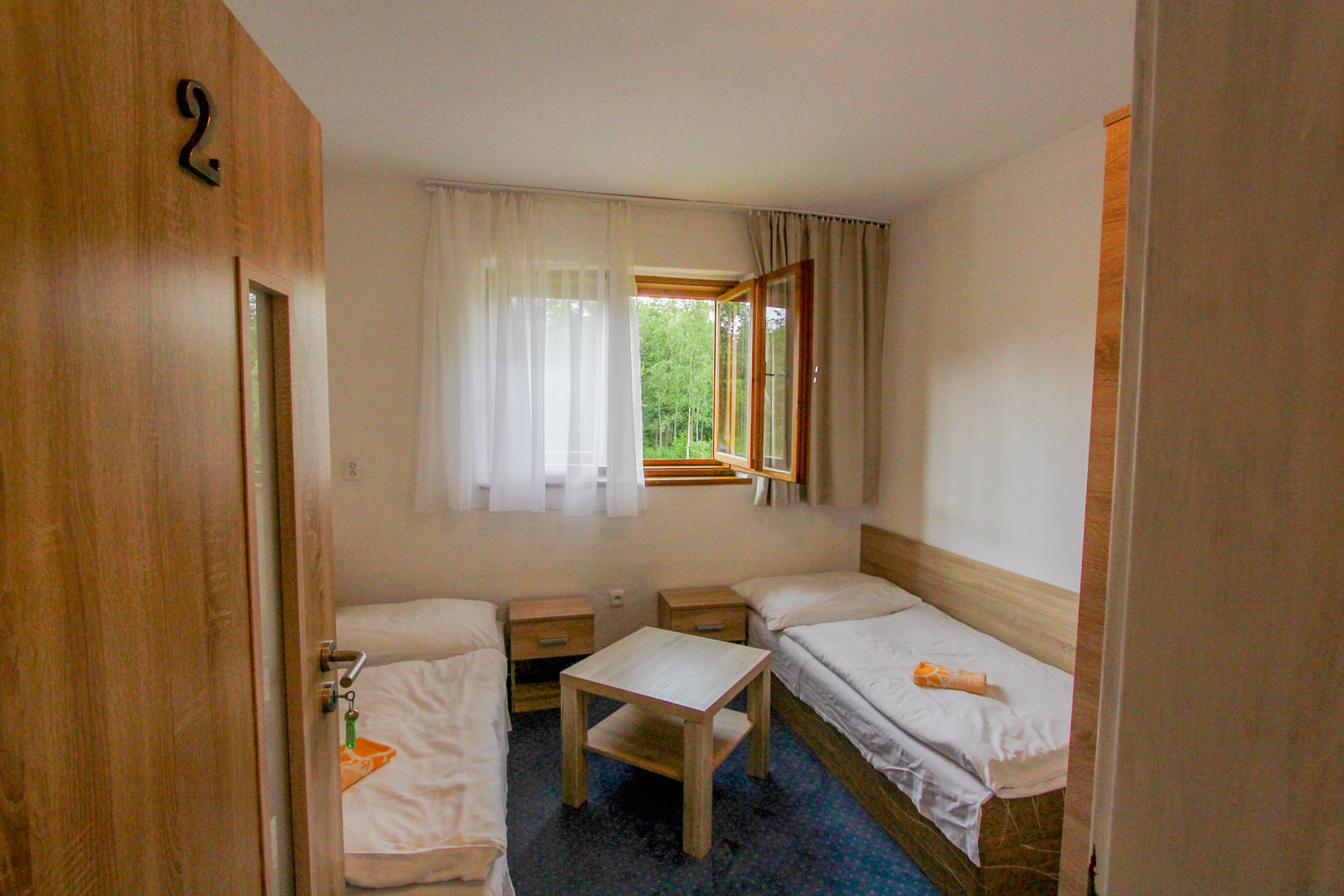 Ubytovanie Tatranská Lomnica - Dvojlôžková izba